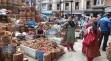 Local market in Kathmandu