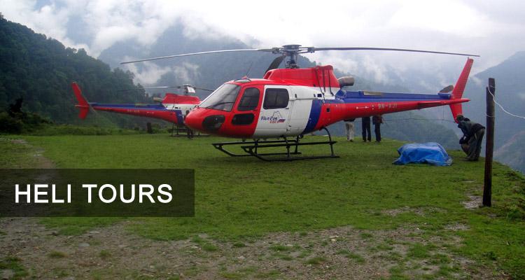 Nepal Heli Tour
