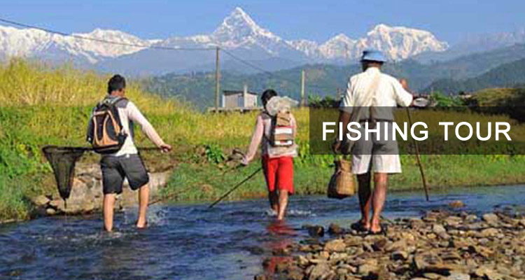 Recreational Fishing Tour