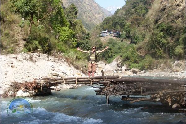 The Langtang Trek