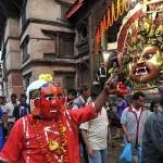 Bhairav Dance during Indrajatra festival