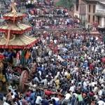 Bisket Jatra, Bhaktapur