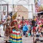 Swetkali Nardevi Mask Dance, Kathmandu