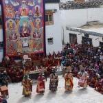 Tiji Festival, Mustang