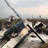 Bangladeshi airline US-Bangla crash landed at Tribhuvan International Airport Kathmandu killing at least 49 people and injuring 22