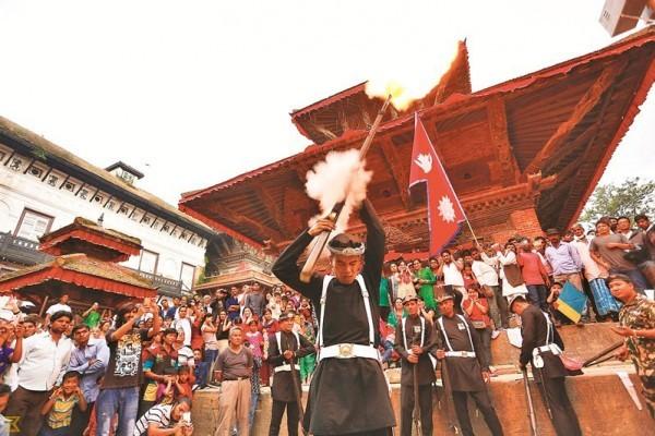 Dashain Celebration