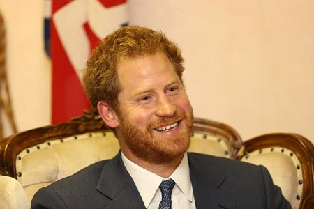 Prince Harry visits Nepal !!