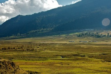 Bhutan Gangtey Trek