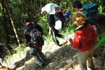 Chisapani - Nagarkot - Changunarayan Trek