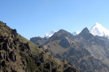 Ganesh Himal - Singa-La Pass Trek