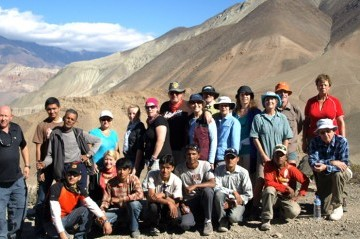 Jomsom Trek - Trek in / fly out