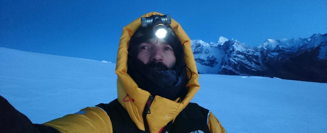 Mera Peak Climbing (6476m)