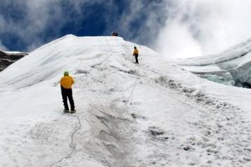 Mera and Island Peak climbing with Ampu Lapcha Pass