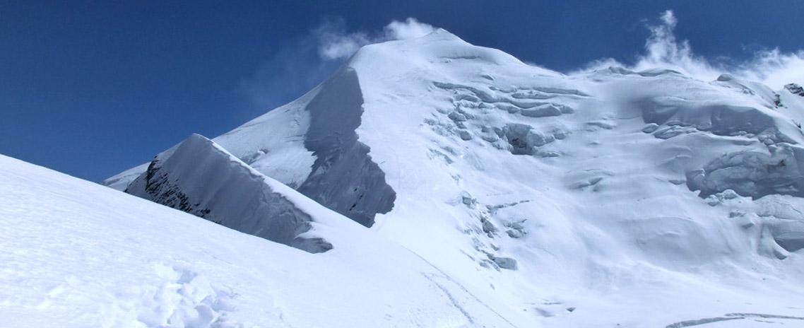 Mount Himlung (7126m.)