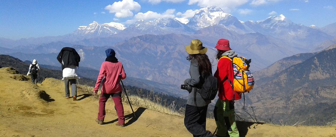Pokhara Ghandruk Trek
