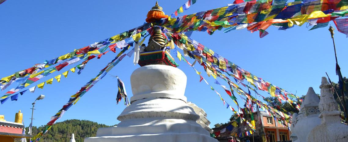 Shivapuri - Nagarkot - Namo Buddha Trek
