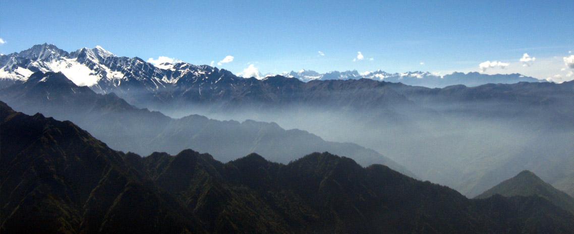Tsum Valley - Ganesh Himal