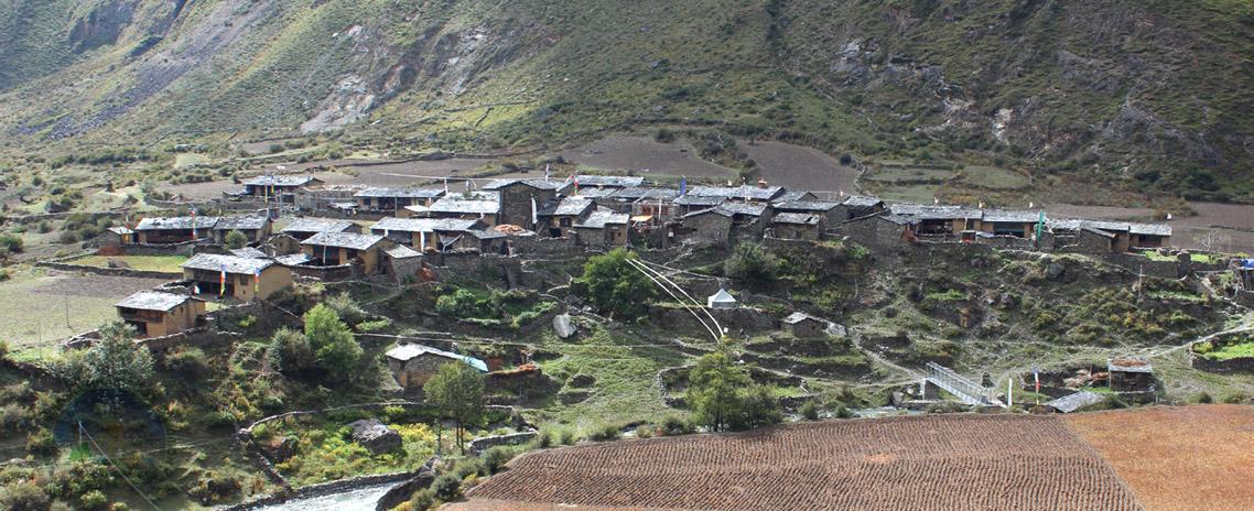 Tsum valley - Manaslu Combine Trek