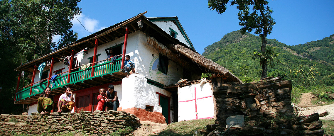 Village Tour in Nepal
