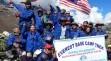 Malaysian Group at Everest Base Camp