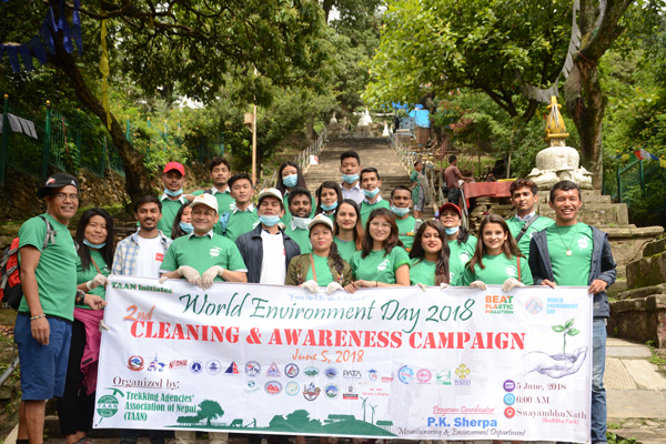 Cleaning & Awareness Campaign 2018