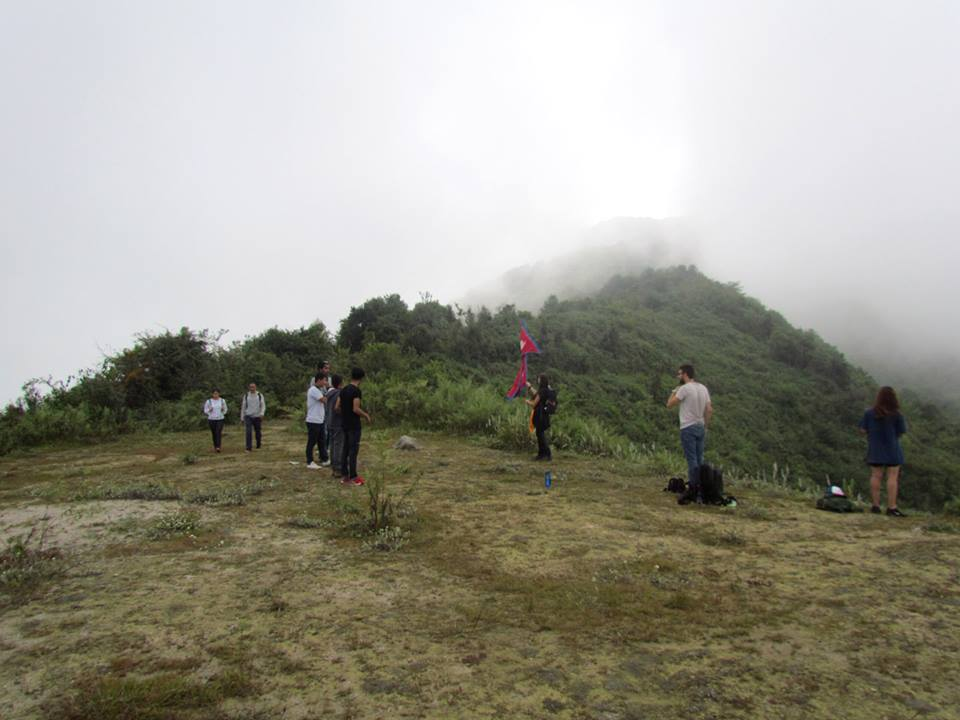 Kakani to Suirechaur Hiking - World Tourism Day 2018