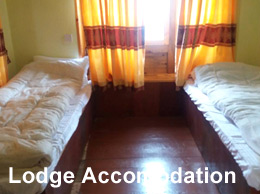 Lodge Accomodation