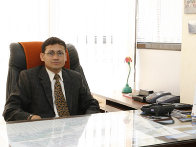 Nava raj dahal - managing director of nepal environmental treks & expedition pvt. ltd.
