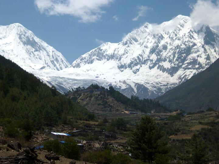 Manaslu and Tsum Valley