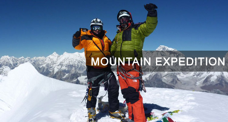 Nepal Mountain Expedition