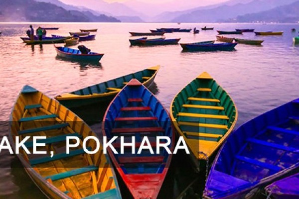 Pokhara, most popular tourist city in Nepal