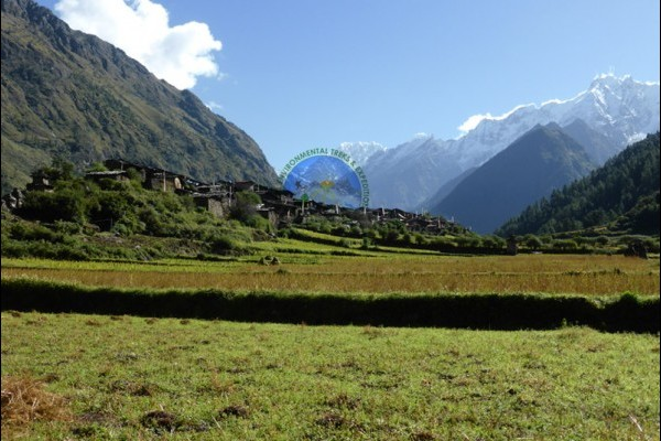 Tsum Valley :  the lost Shangri Las in the Himalayas