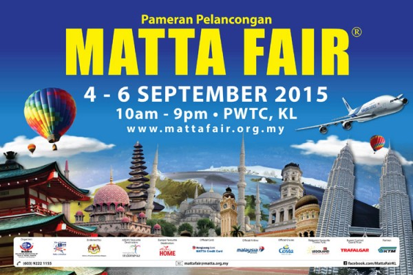 Participation in MATTA Fair 2015
