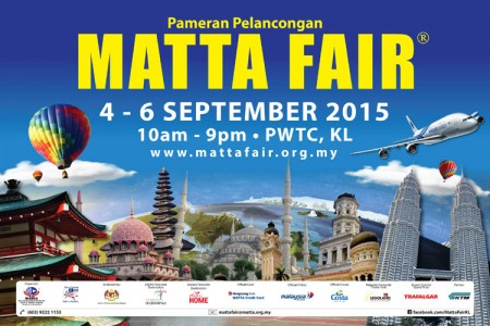 Participation in MATTA Fair 2015