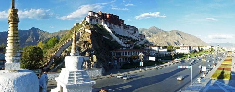 Central Tibet