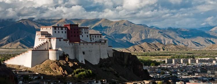 Outside Lhasa