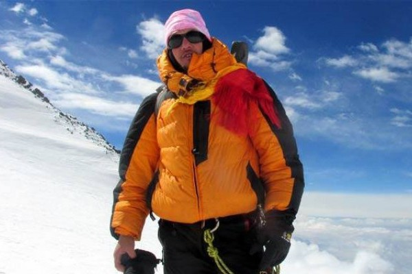 Mountaineer and ultra runner Sanjay Pandit passed away