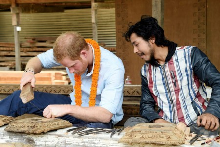 Prince Harry extends his visit to Nepal!!