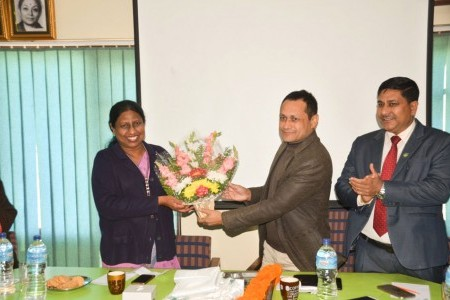 Sri Lanka - Nepal Tourism Promotion Discussion Program held