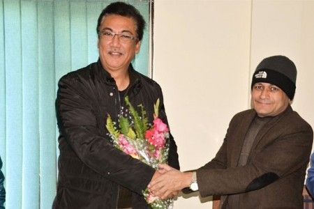TAAN Felicitates Mr. Suraj Vaidya, National Convener of VNY 2020