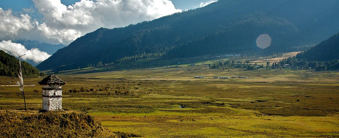 Gangtey Valley