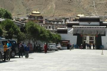Lhasa-Ganden Tour