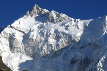 Mount Kanchenjunga Base Camp Trek