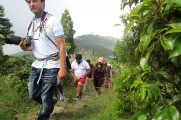 One day hiking - Kakani to Gurje Bhanjhyang
