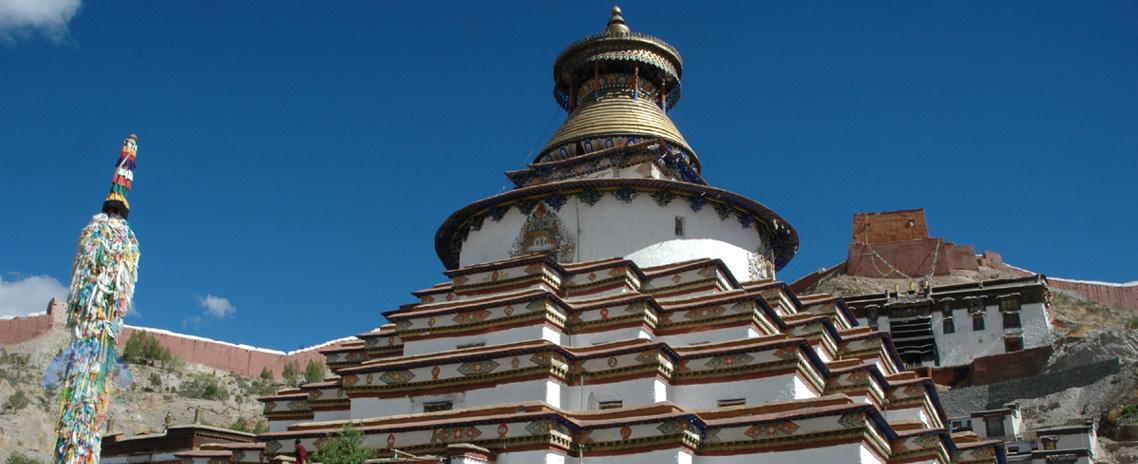 Gyantse, Tibet