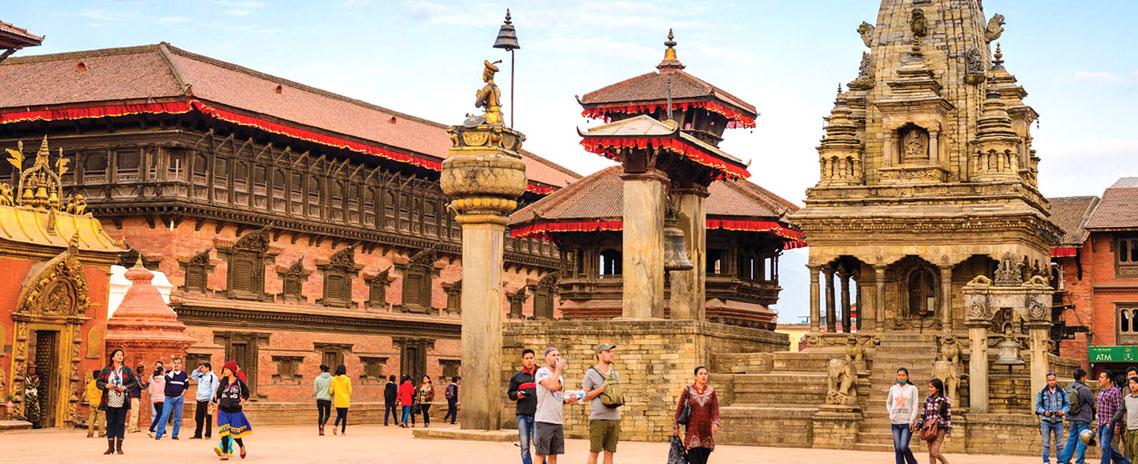 Bhaktapur Durbar Square (UNESCO World Heritage)