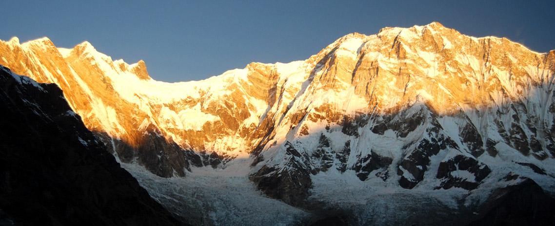 Annapurna Himalayan Range