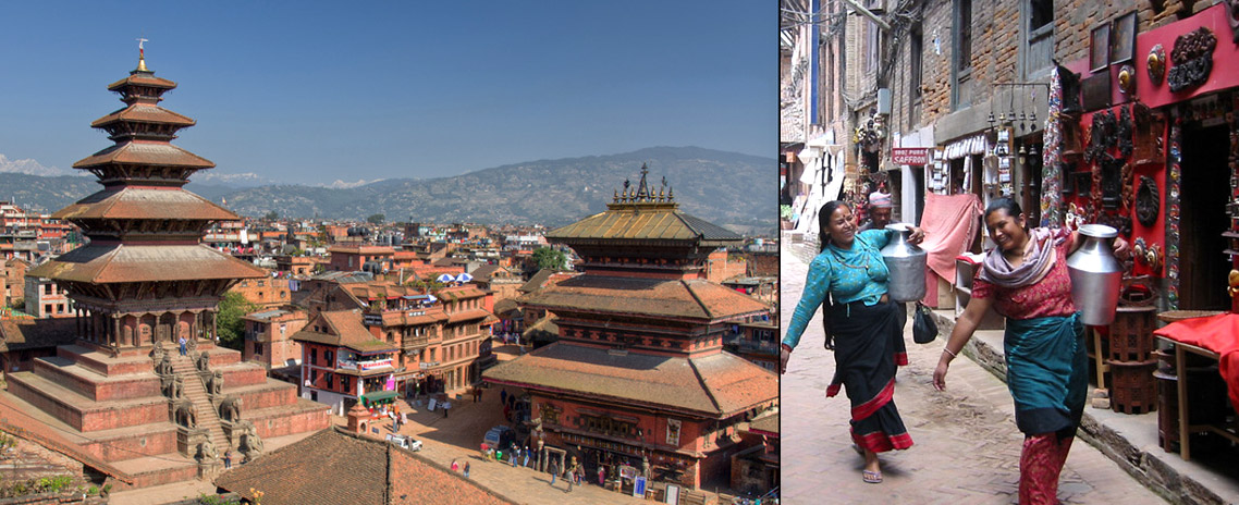 Ancient Bhaktapur City