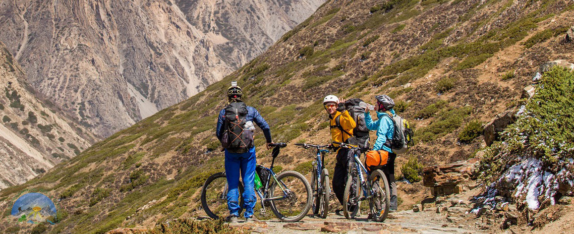 Biking Around Kathmandu Valley