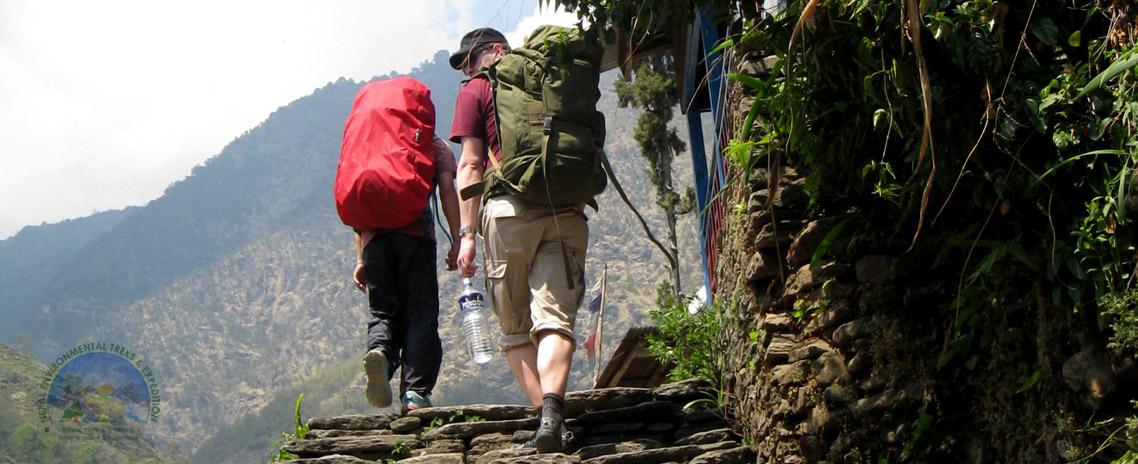 Champadevi Hiking Tour